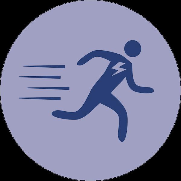 Análisis genético de rendimiento aeróbico