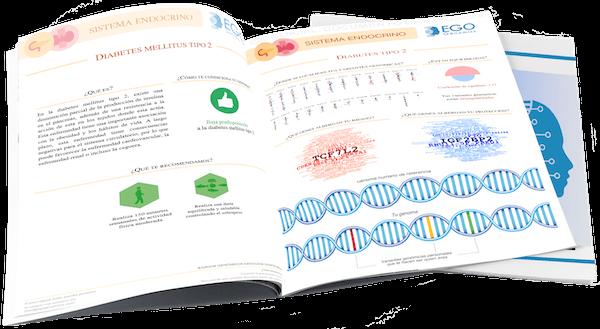 test de ADN informe