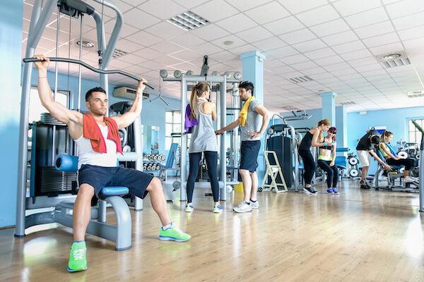 Plan de fitness gimnasio