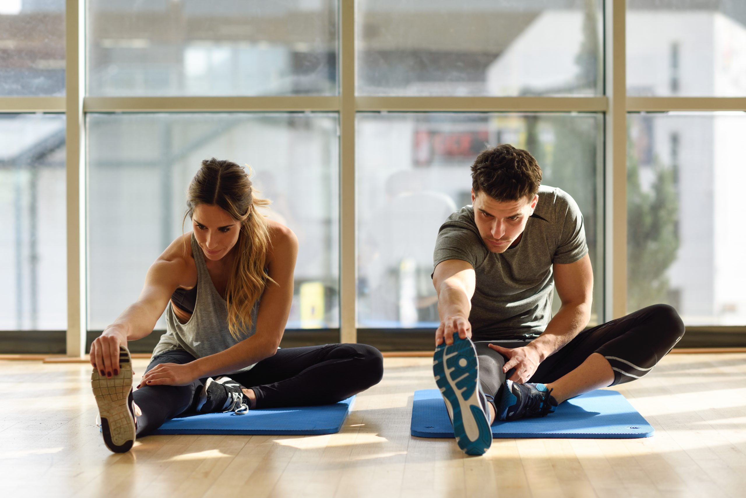 gimnasio entrenamiento