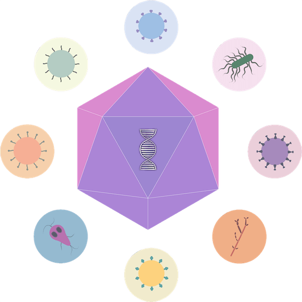 Test genetico sensibilidad inmune